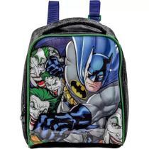 Mochilete Com Lancheira Batman PRETO - Xeryus