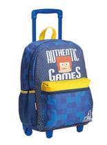 Mochilete G Authentic Games 20m-colorido - 065570-00 - Sestini