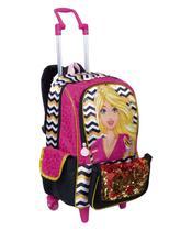 Mochilete Grande 2 em 1 Barbie 19Z - Sestini