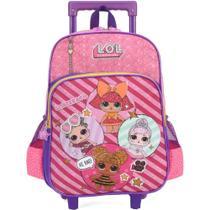 Mochilete Luxcel Lol Surprise Pink IC32992LO (452960) -