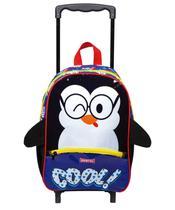 Mochilete M Sestini Kids Basic Pinguim Colorido SESTINI -