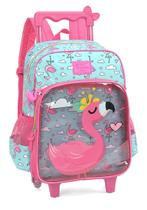 Mochilete petit up4you flamingo - ic34215up luxcel -