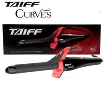 Modelador De Cachos Curves 3/4 (19mm) Bivolt Taiff -