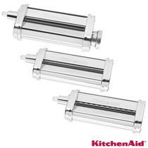 Modelador de Massas KitchenAid Set Pasta Roller para Stand Mixer - KIN01CX -