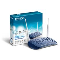 Modem Roteador Wireless 300mbps 2 Antenas Fixas TD-W8960N TP LINK - Tp-link