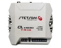 Modulo 3 Canais Stetsom CL1500 Trio 460w RMS -