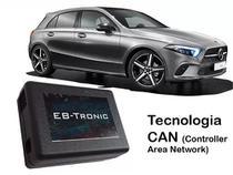 Módulo Advanced Automação Vidros e Teto Solar Mercedes - Classe A 2019 (W177) e CLA 2020 (W118) - Eb-tronic