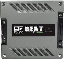 Módulo Amplificador Banda Beat 3000.1 3000w Rms 1 Canal -