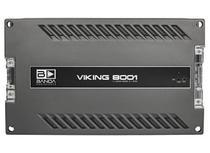 Módulo Amplificador Banda Viking 8001 8000W Rms 1 Ohms 1 Canal -
