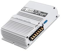 Modulo Amplificador Boog Ab2000 140wrms - 2 Canais Estéreo* -