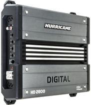 Módulo Amplificador Digital Hurricane HD 2800 - 1 Canal - 2800 Watts RMS -