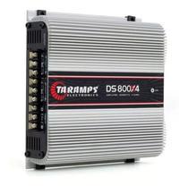 Módulo Amplificador Digital Taramps DS 800x4 - 4 Canais - 800 Watts RMS -