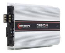 Módulo Amplificador Digital Taramps DS1200x4 - 4 Canais - 1200 Watts RMS 2 Ohms -