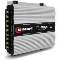 Módulo Amplificador Digital Taramps TL1500 390W RMS 2 Ohms 3 Canais Classe D -