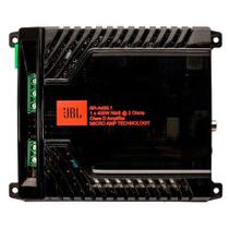 Módulo Amplificador Jbl Br-a 400.1 400w Rms 1 Canal 2 Ohms -