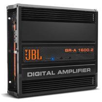 Módulo Amplificador JBL Selenium BR-A 1600.2 1600W RMS 2 Canais 2 Ohms Classe D -