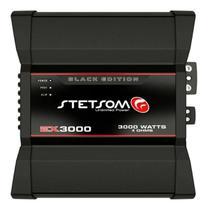 Módulo Amplificador Stetsom Ex3000EQ Black Edition 3000W Rms 1C 4Ohms -