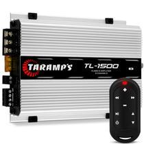Módulo Amplificador Taramps 390W RMS+Controle de Longa Distância 300 Metros -