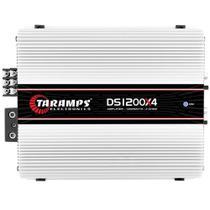 Módulo amplificador taramps ds 1200x4 1200 w rms 4 canais 300 2 ohms -