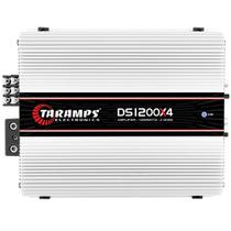 Módulo amplificador taramps ds 1200x4 1200 w rms 4 canais 300 -