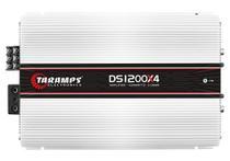 Módulo Amplificador Taramps DS 1200X4 1200W Rms 2 Ohms 4 Canais -