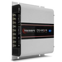 Módulo Amplificador Taramps DS 440x4 440W RMS 4 Canais 2 Ohms RCA Classe D -