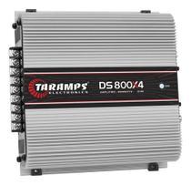 Módulo Amplificador Taramps Ds 800x4 800w 2 Ohms 4 Canais -