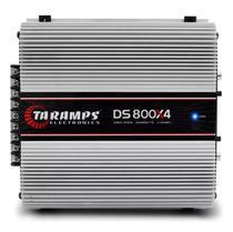 Módulo Amplificador Taramps DS 800X4 800W Rms 2 Ohms 4 Canais -