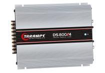 Módulo Amplificador Taramps DS 800x4 800W RMS 2Ohms Classe D -