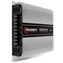 Módulo Amplificador Taramps DS800x4 800W RMS 1 Ohm 4 Canais Digital -