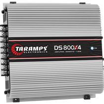 Módulo Amplificador Taramps Ds800x4 800Wrms 4 Canais 1 Ou 2 Ohms -