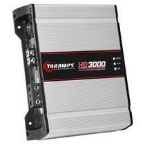 Módulo Amplificador Taramps HD3000.1 3000w Rms 1 Canal 2 ohms -