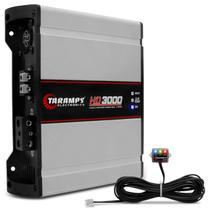 Módulo Amplificador Taramps HD3000 3000W RMS 1 Canal 2 Ohms Digital -