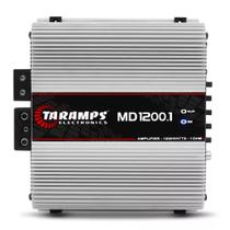 Módulo Amplificador Taramps MD 1200.1 1200W RMS 1 Canal 1 Ohm Digital
