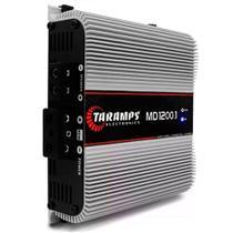 Módulo Amplificador Taramps MD1200.1 2Ohms 1200W Rms 2 Ohms 1 Canal -