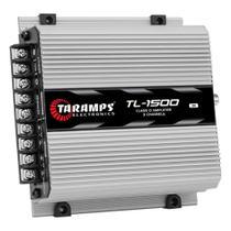 Módulo Amplificador Taramps TL 1500 2 Ohms 390W 3 Canais Som -
