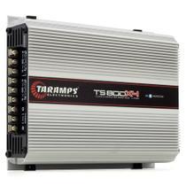 Módulo Amplificador Taramps Ts800x4 Novo DS800x4 800w Rms 4 Canais -
