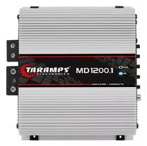 Modulo Automotivo Amplificador Taramps Md 1200.1 1Ohm 1200w -