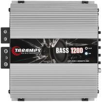 Modulo Bass 1200 1 Ohm 1200w Amplificador Automotivo Taramps -