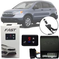 Módulo de Aceleração Sprint Booster Tury Plug and Play Honda Crv 2007 08 09 10 11 FAST 1.0 Z -