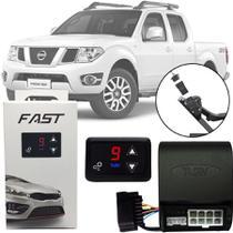 Módulo de Aceleração Sprint Booster Tury Plug and Play Nissan Frontier 2008 09 10 11 12 13 14 15 16 17 FAST 1.0 B -