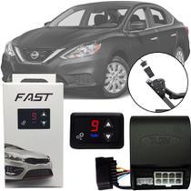 Módulo de Aceleração Sprint Booster Tury Plug and Play Nissan Sentra 2005 06 07 08 09 10 11 12 13 14 15 16 17 18 19 20 FAST 1.0 C -