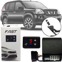 Módulo de Aceleração Sprint Booster Tury Plug and Play Nissan X Trail 2009 10 FAST 1.0 C -