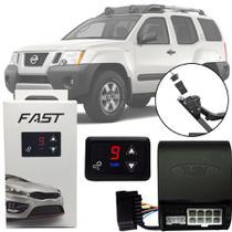 Módulo de Aceleração Sprint Booster Tury Plug and Play Nissan Xterra X-Terra 2005 06 07 08 09 10 11 12 FAST 1.0 B -