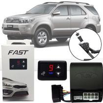 Módulo de Aceleração Sprint Booster Tury Plug and Play Toyota Hilux Sw4 2006 07 08 09 10 11 12 13 14 15 FAST 1.0 D -