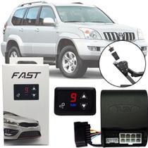 Módulo de Aceleração Sprint Booster Tury Plug and Play Toyota Prado 2006 07 08 09 FAST 1.0 D -
