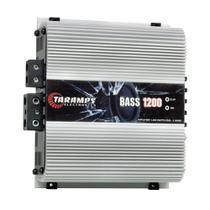 Módulo de Potência Taramps Bass 1200 Digital 1200 wrms 1 canal 2 r -