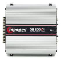 Módulo De Potência Taramps Ds-800x4 800rms 4canais 2r 12,6vdc -