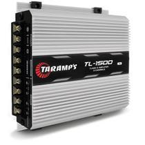 Módulo de Potência Taramps TL-1500 Digital 3 Canais 2R 200W RMS 13.8VDC -
