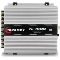 Módulo de Potência TL 1500 3 canais 2x95W+1x200W Classe D Taramps -